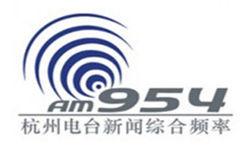 杭州电台中波954